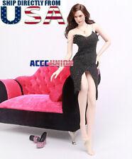 "1/6 Sexy Dress Shoes Necklace Set B For 12"" PHICEN TBLeague Hot Toys Figure USA"