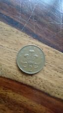 More details for new pence 1971. british two pence coin.  rare.