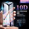 10D For Samsung Galaxy Note10 Plus 5G FULL COVER Tempered Glass Screen Protector