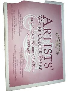 Windsor And Newton Professional Artist Water Colour Paper