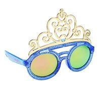 Disney Princess Cinderella Tiara Sunglasses Crown Costume Shades Sun-Staches