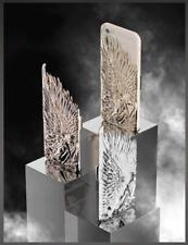 Apple iPhone 6 / 6S Premium Design Angel Star Wings Metallic 3D back cover case