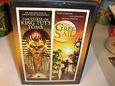 The Curse of King Tut's Tomb/Green Sails (DVD, 2008, 2-Disc Set) free Ship To US