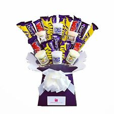 UK's only Official Yankee Candle Bouquet Gift with Cadbury Chocolates