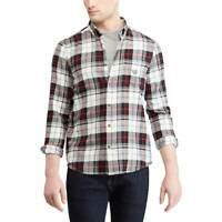 CHAPS B&T Performance Plaid Cotton Flannel L/S SHIRT LT 2XLT 2XB 3XLT NWT