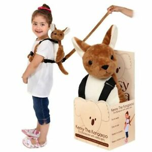 Pipsy Koala Kangaroo Backpack Safety Harness and Reins