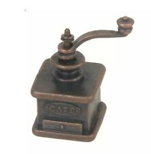 Miniature dolls house accessories Antique Coffee Grinders  1:12th  scale size