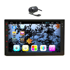 "Free Camera+Android 7.1 2Din 7"" Car DVD Stereo player GPS Radio BT/3G/Wifi Ready"