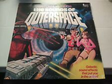 DISNEYLAND THE SOUNDS OF OUTERSPACE VINYL