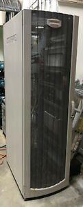 """HP COMPAQ 19"""" SERVER RACK CABINET ENCLOSURE 9142 9000 42U"""