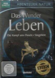 DVD - Abenteuer Natur - Das Wunder Leben - BBC - OVP