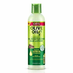 ORS Olive Oil Incredibly Rich Moisturizing Hair Lotion 8.5oz