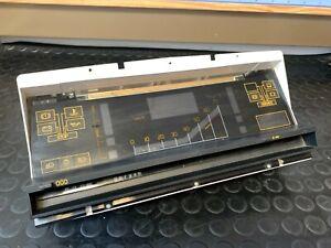 Renault 21 Digital Instrument Cluster Panel Speedometer 7700766891