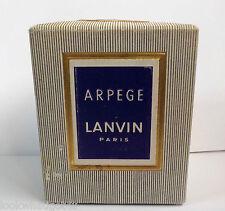 Vintage Lanvin Arpege 1/4fl oz NIB