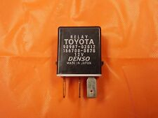 TOYOTA LEXUS FACTORY ORIGINAL RELAY OEM 90987-02012 BY DENSO 156700-0870