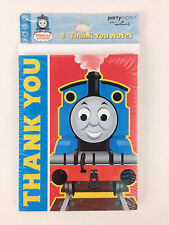 Hallmark Party Thomas Tank Engine & Friends THANK YOU CARDS Notes Birthday OOP