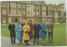 Foto AK Großbritannien 1982 ! The Royal Family at Sandringham House !