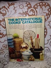 The International Cooks' Catalogue 1975 First Edition HCDJ Intro By James Beard