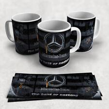 Retro Single Mercedes (1) Motor Vintage Mechanic Gift Garage Tea Coffee Mug Cup