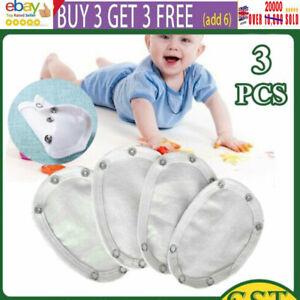 1-8pcs  Comfortable Baby Bodysuit/Vest Extender 100%Cotton 13x9cm Soft LT