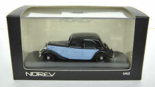 Citroen Traction 11 AL 1935 bicolore   -  1/43 NOREV
