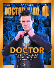 DR WHO 50 YEARS: THE DOCTORS Dr Who Magazine 50th anniversary special edition