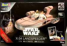 Revell 06050 Star Wars X-34 Landspeeder 1 14