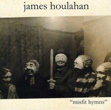 JAMES HOULAHAN - MISFIT HYMNS   CD NEW!