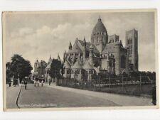 Haarlem Cathedraal St Bavo 1934 Postcard Netherlands 643a