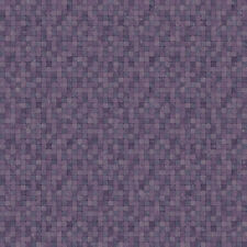 G67418 - Natural FX Blue, Purple Mosaic Tile Effect Galerie Wallpaper