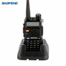 Baofeng UV-5R Walkie Talkie Two Way Handheld Analog Transceiver Ham Radios✅