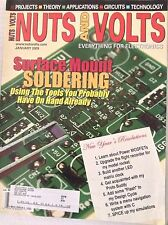 Nuts And Volts Magazine Surface Mount Soldering January 2009 081117nonrh
