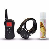 ODM - Remote Citronella No Bark Dog Training Collar