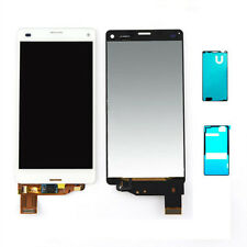 LCD Display&Touch Screen Digitizer For Sony Xperia Z3 Compact D5803 D5833 white