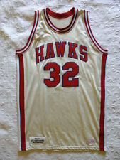 Mitchell Ness M&N Hawks Lenny Wilkens authentic jersey USA Durene Dureen 42 44 L