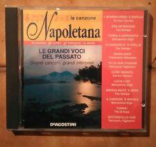 CD MUSICALE La Canzone Napoletana - Le grandi voci del passato - DeAgostini 1994