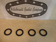 KAWASAKI KZ 650 750 ZX 600 EXHAUST GASKETS (4 FOR $7.99 ) ZN 1300 GPZ 550 KZ 250