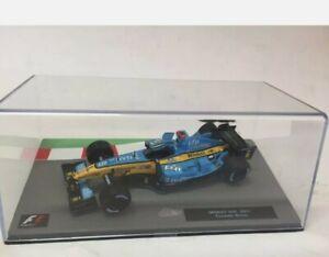NEW Formula 1 FERRARI Fernando Alonso RENAULT R25 - 2005 Die cast model car 1/43