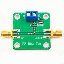 RF Microwave ,DC Bias DC-blocker ,DC Feed DC Bias, 10-6000MHz