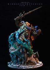 World of Warcraft - Arthas Menethil   1:4 Resin Statue   von Windseeker