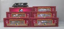 MTH 20-20479-1 O Norfolk Southern Loco GP38-2 M.O.W. Freight Set EX/Box