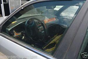 99 00 01 02 03 04 ACURA RL FRONT DOOR WINDOW GLASS DRIVER LEFT SIDE OEM