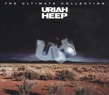 The Ultimate Collection by Uriah Heep (CD, Apr-2010, 2 Discs, Sanctuary (USA))