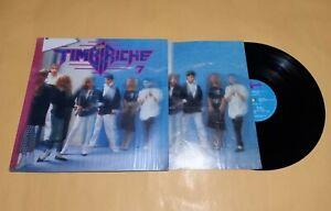 Timbiriche Lp Vinyl 7 1987 Melody Thalia Paulina Alix Excellent Inner Insert