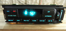 Ford Expedition Navigator Climate Heater A/C Control F85H-19C933 EATC C1020F85