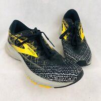 Brooks Mens Launch 7 Pittsburgh Marathon Running Shoes Black 1103241D037 9.5 M