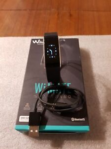 Wiko WiMATE Montre connectée Bluetooth Compatible Smartphones Android Apple