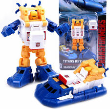 Transformers Generations Titans Return Legends Class Seaspray 8CM New in Box
