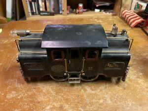 Lionel Standard Gauge - 33 Electric Engine (R)