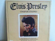 ELVIS  PRESLEY            LP          INSPIRATIONS